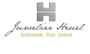 Logo - Juwelier Heuel · Goldschmeide