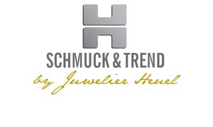 Logo Schmuck & Trend by Juwelier Heuel